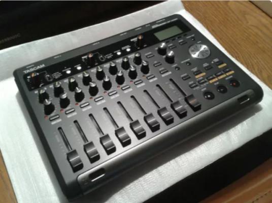 grabadora multipistas TASCAM dp-03sd