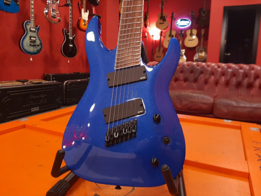 Jackson X Series SLAT7 MS Soloist