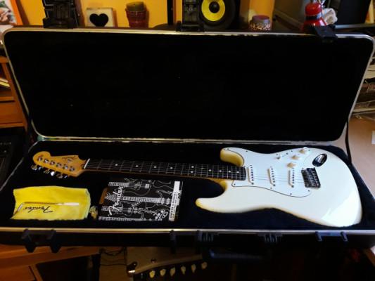 ((RESERVADA)) fender stratocaster standard USA
