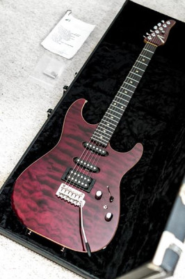 TOM ANDERSON Hollow Drop Top 2003. PERFECTO ESTADO!! Una pasada de guitarra