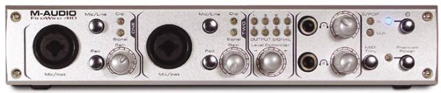 M-Audio FW 410
