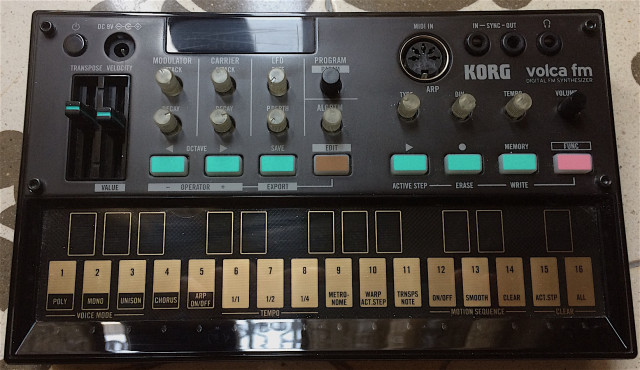 Vendo Korg Volca FM