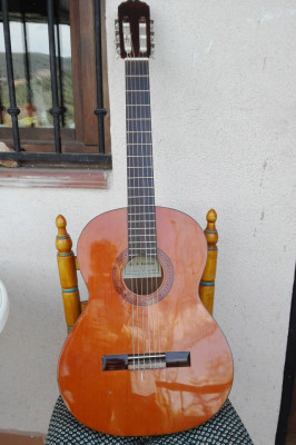 Guitarra clásica de estudio MG Contreras