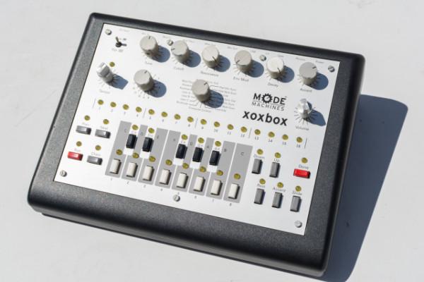 x0xb0x MKII - Modemachines