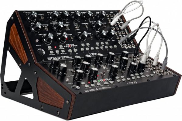 Moog Mother-32 & DFAM - Soporte para rack de dos niveles