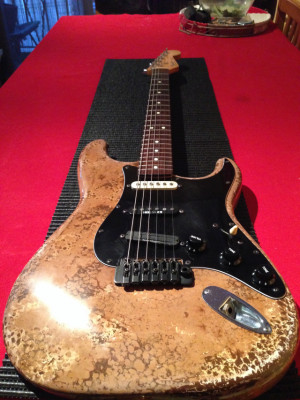 Fender Stratocaster Mex Customizada