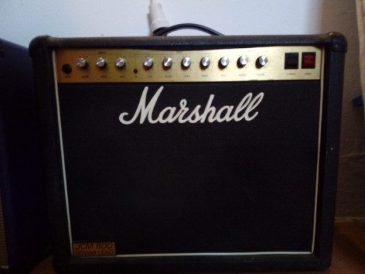 Marshall jcm 800 combo 50w