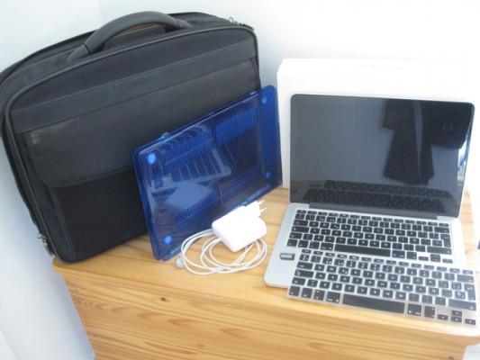 "Macbook Pro 13"" 2015 con 8Gb RAM"