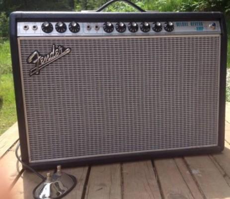 Fender 68 Reissue silverface