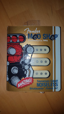 Pastillas - Fender Noiseless Set Stratocaster