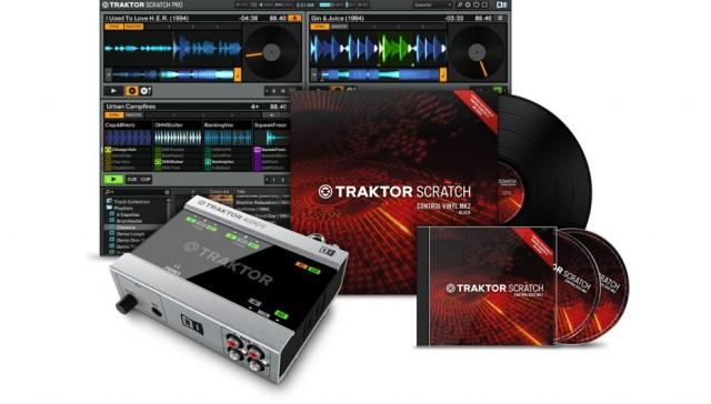 TRAKTOR SCRATCH A6 + KONTROL X1 MK2