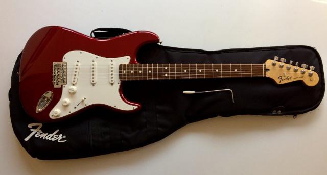 Fender Stratocaster MIM 2010