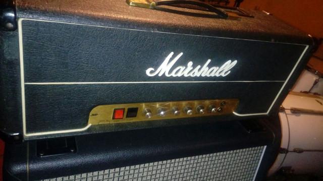 Marshall JMP 2203 Master Volume de 1980