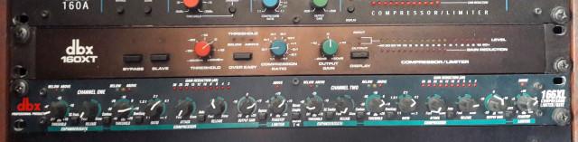 Compresor DBX 166XL