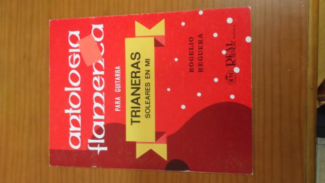LIBROS, CD Y  DVD DE GUITARRA FLAMENCA