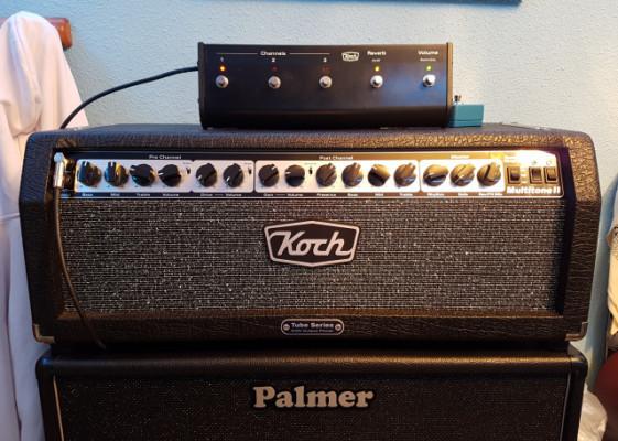 Koch multitone II 50W cabezal