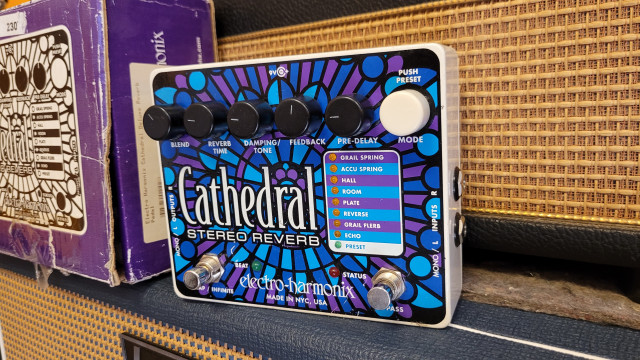 Reverd Cathedral Stereo E&H