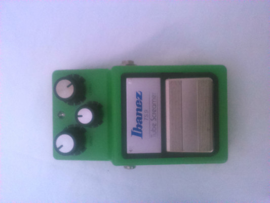 IBANEZ TS9 TUBE SCREAMER .