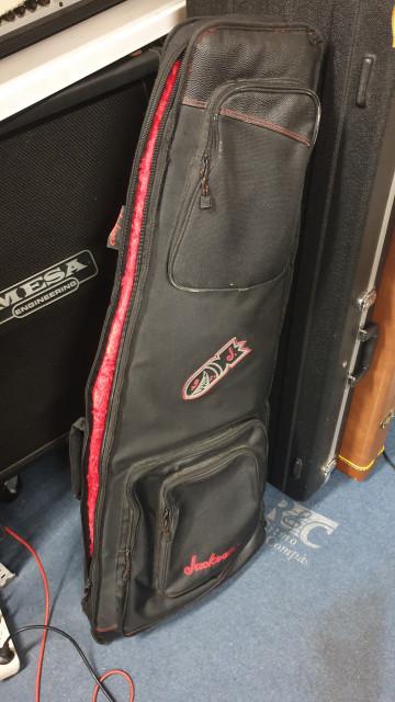 Funda acolchada Jackson para guitarras tipo rr24 y similares