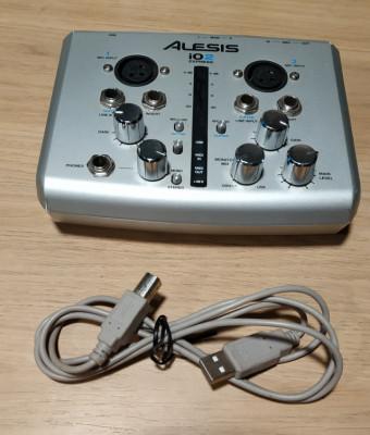 Alesis iO2 Express (interfaz USB)