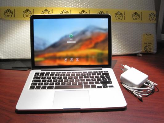 "Macbook Pro 13"" 2014 pantalla retina, hasta 512Gb"