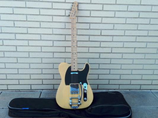 Fender Classic Player Baja Telecaster 2012 Blonde