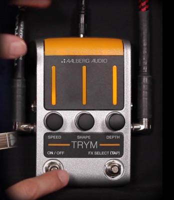 Tremolo Aalberg Audio