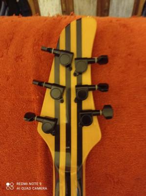 Guitarra Made in China