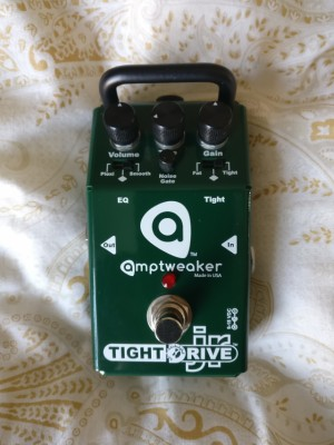 Amptweaker Tight Drive JR Pedal de Overdrive y Distorsion