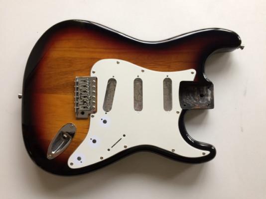 Cuerpo Fender Squier