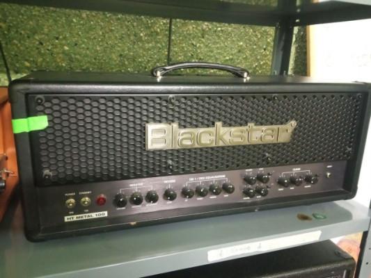Cabezal Blackstar HT METAL 100