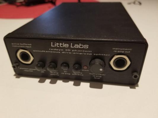 Little Labs redeye 3D  re-amp / Di / exp splitter