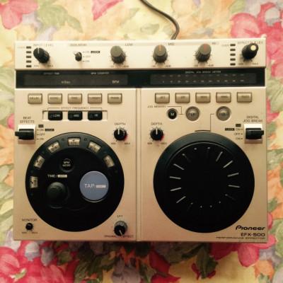 Módulo de efectos Pioneer EFX-500