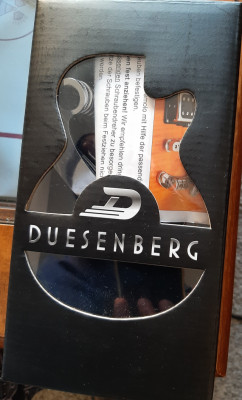 DUESENBERG LES TREM II (acabado cromo)