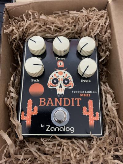 Zanalog The Bandit Special Edition MKII