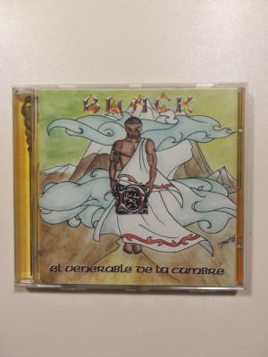 La Black D el venerable... CD rap 90 hip hop