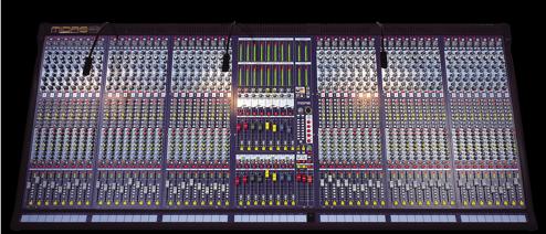 Midas legend 3000, Placa main PCB (seccion EQ y AUX)