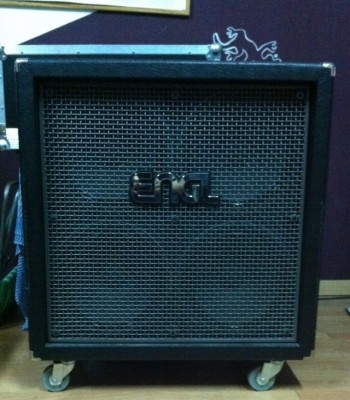ENGL - E 412 Standard Speaker Cabinet