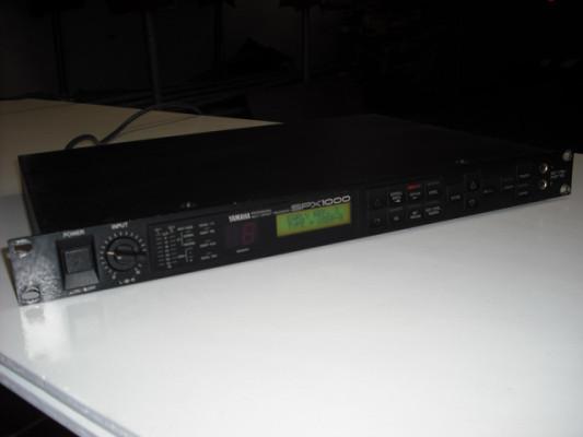 Yamaha SPX 1000