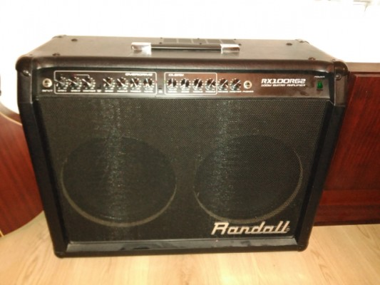 Randall RX100RG2 (para un amigo)