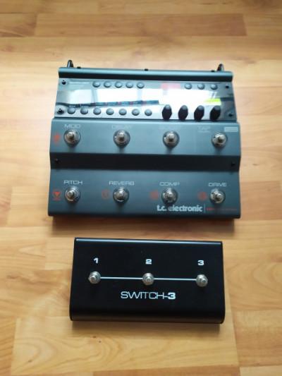 TC Electronics Nova System + Swicth 3
