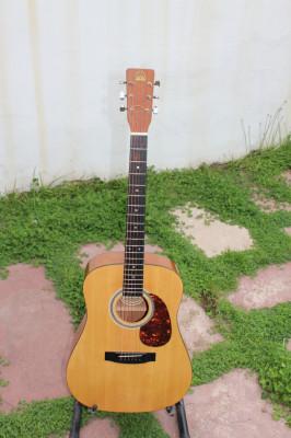 Guitarra acústica Hondo H125