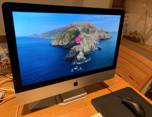 iMac 21,5 / 2012 / i5 / 1TB SSD / 16GB RAM