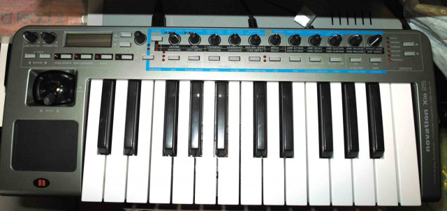 Novation Xio Synth REBAJADO