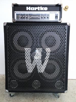 Pantalla Warwick 600 vatios REBAJADA!!!