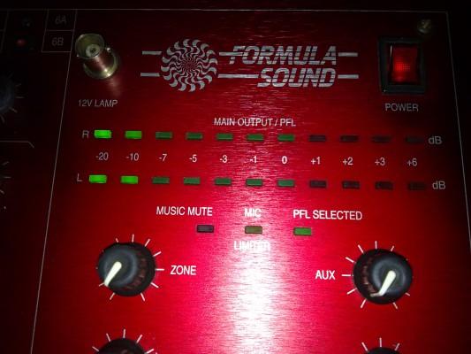 Fórmula Sound FSM600