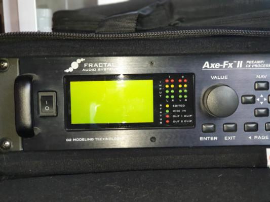 FRACTAL AUDIO AXE FX2 mark1 + MFC 101 Mark1