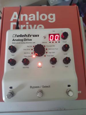 Analog Drive Elektron Distortion