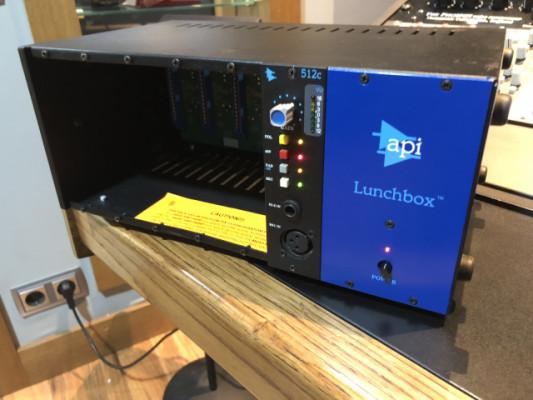 LAUNCBOX Model 6B API + API 512 c