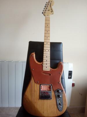 Cuerpo y mástil guitarra tipo squier 51 stratocaster